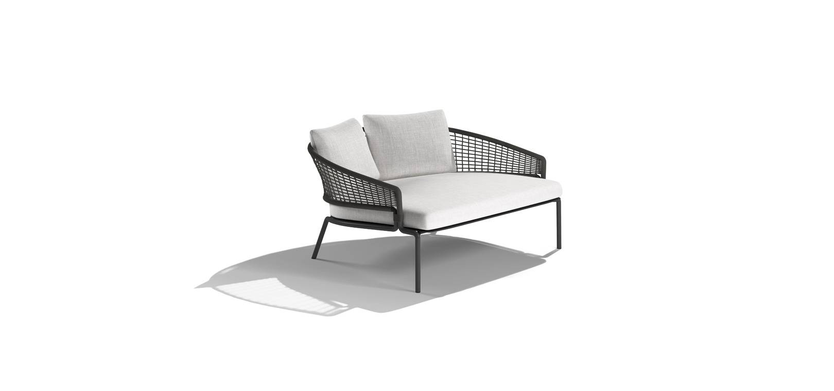 TRIBÙ Contour CTR Daybed