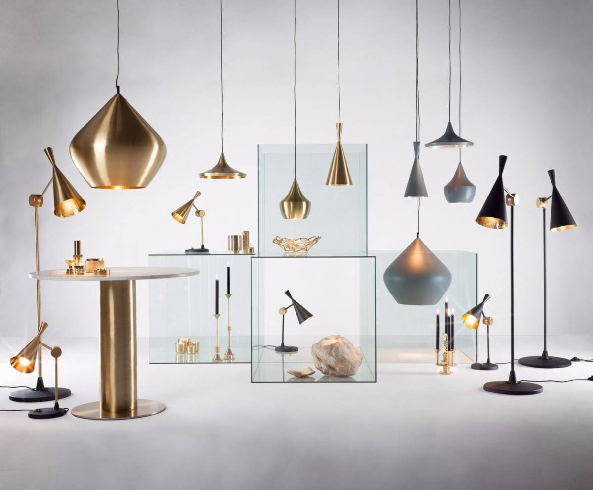 TOM DIXON Beat Lamps