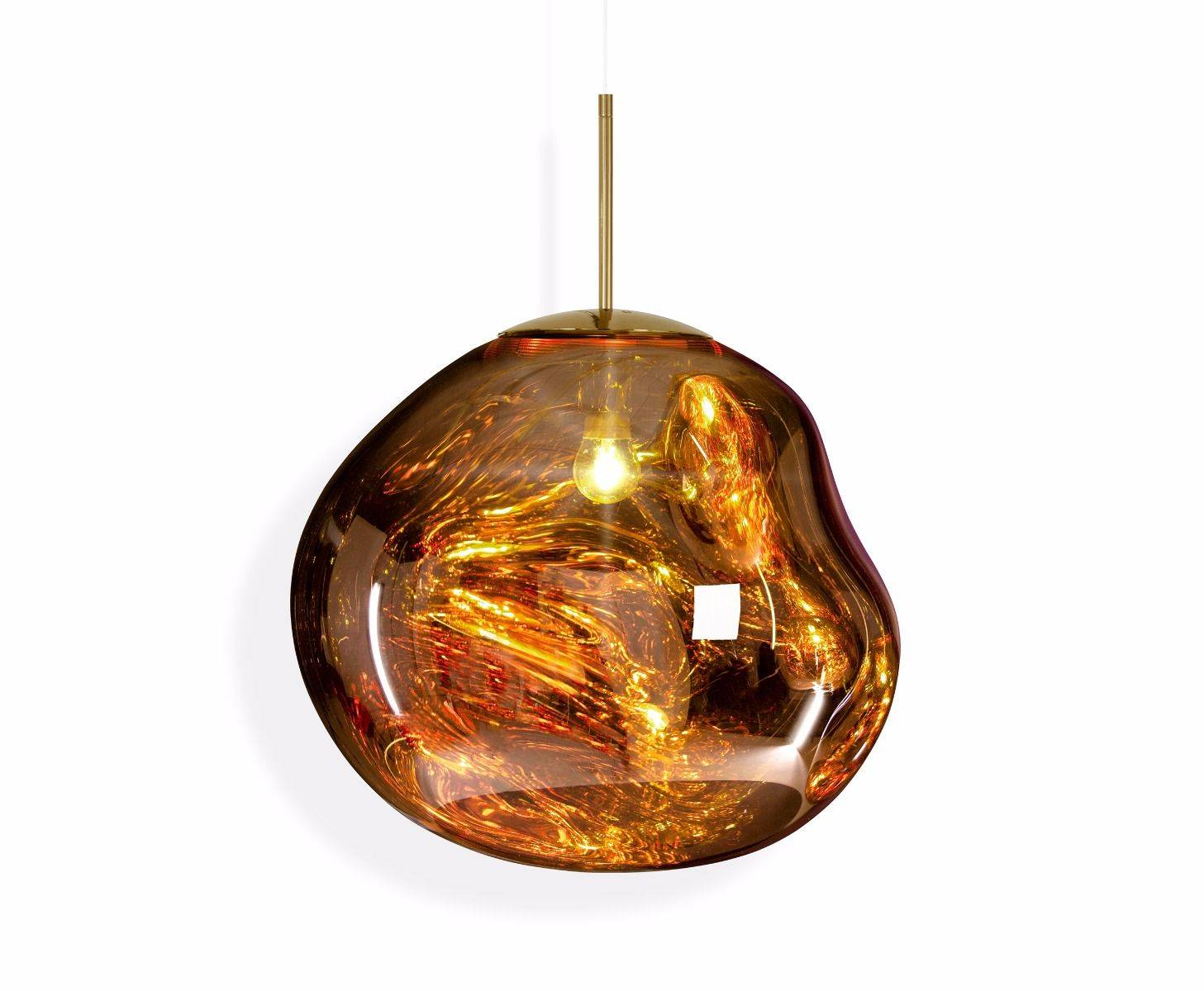 TOM DIXON Melt Gold Pendant Lamp
