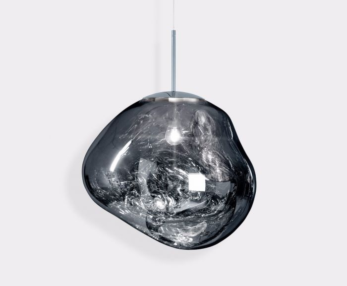 TOM DIXON Melt Chrome Pendant Lamp
