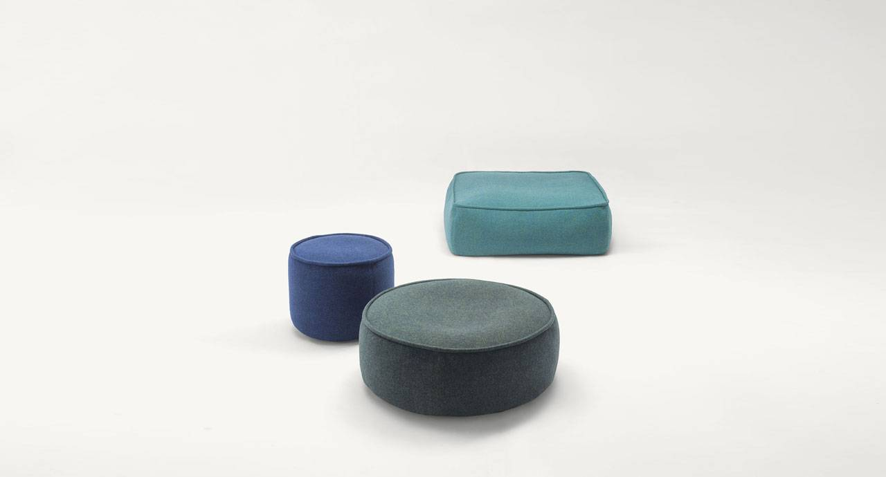 PAOLA LENTI Float Poufs