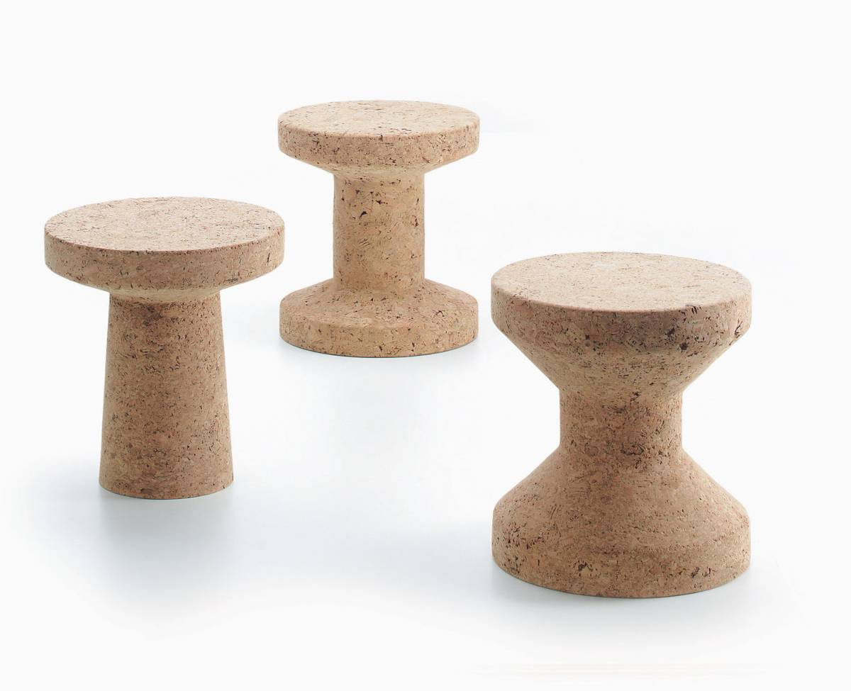 VITRA Cork Family Sidetables