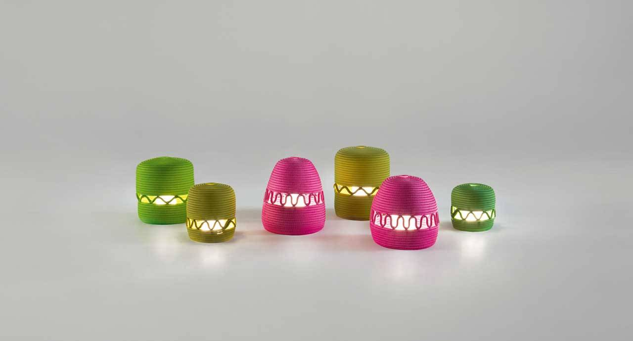 PAOLA LENTI Agadir lights