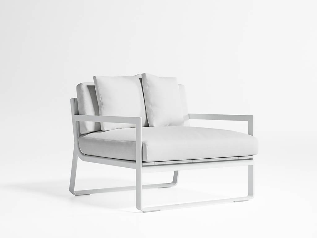 GANDIA BLASCO Flat Loungechair