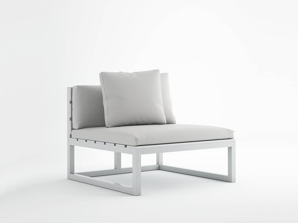 GANDIA BLASCO Saler Modular Sofa 3 Chair