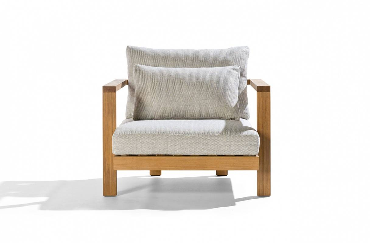 TRIBÙ Pure Loungechair