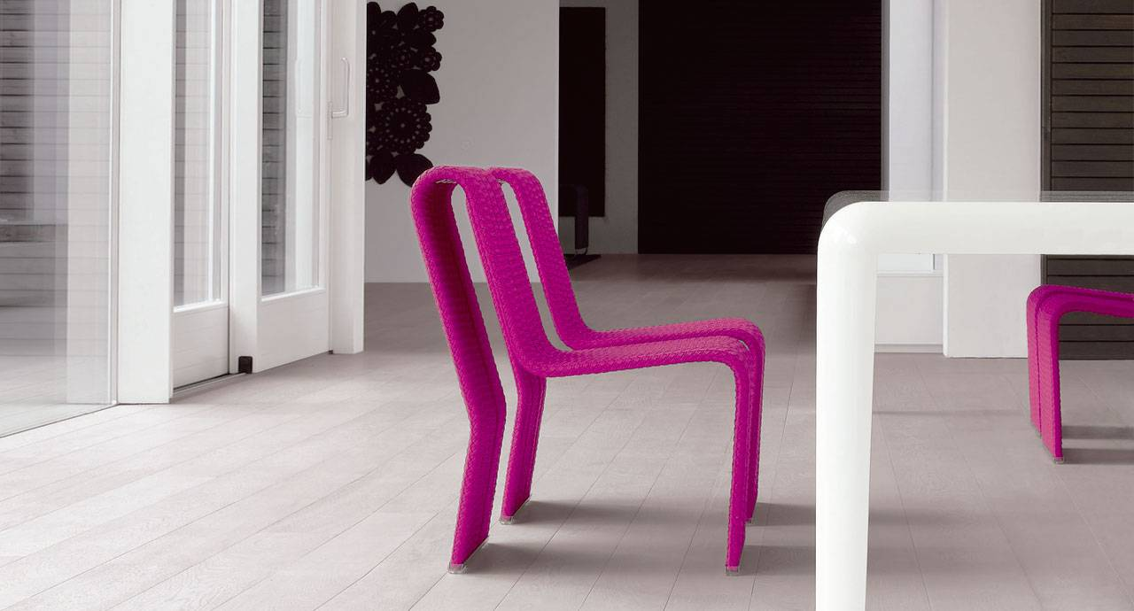 PAOLA LENTI Frame Dining Chair 2