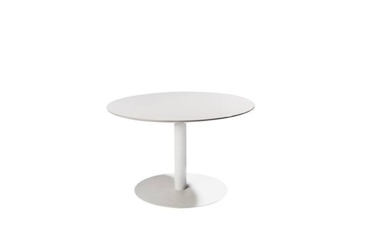 TRIBÙ T-Table white linen